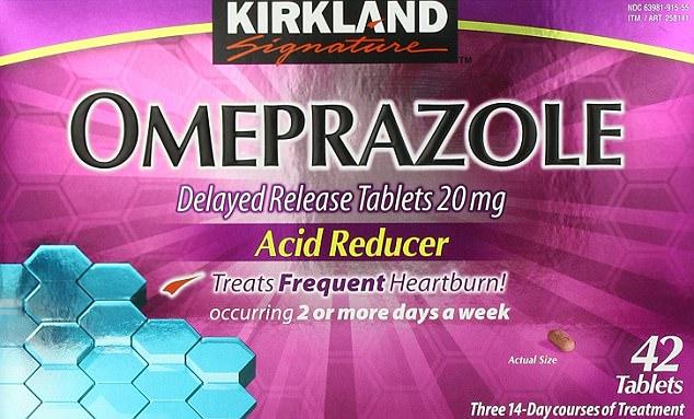 OMEPRAZOL 20 mg, Capsule gastrorezistente