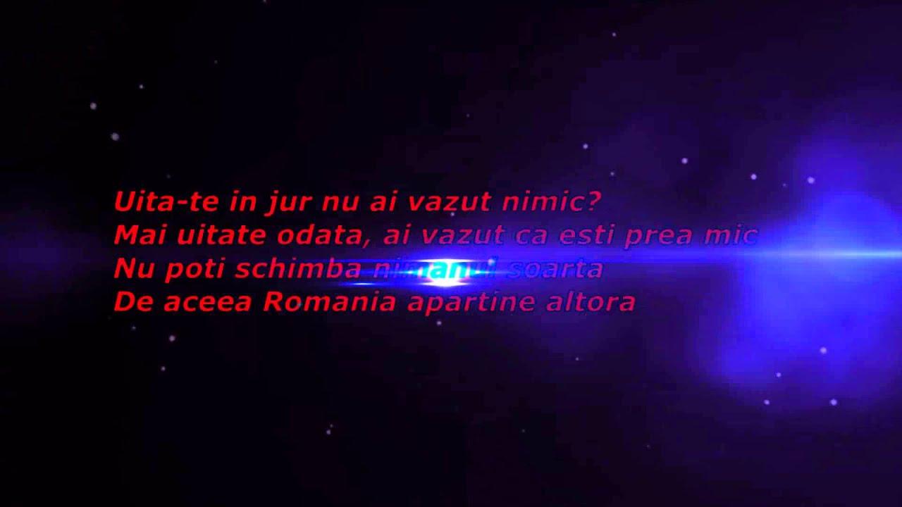 parazitii romania trezeste-te)