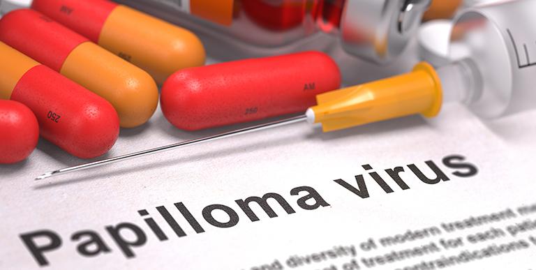cura papilloma virus utero