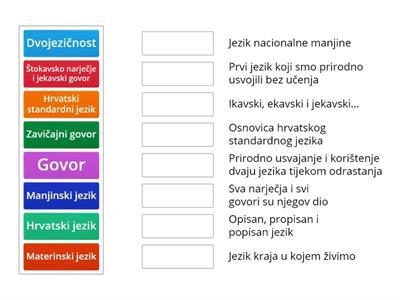 padezi hrvatski