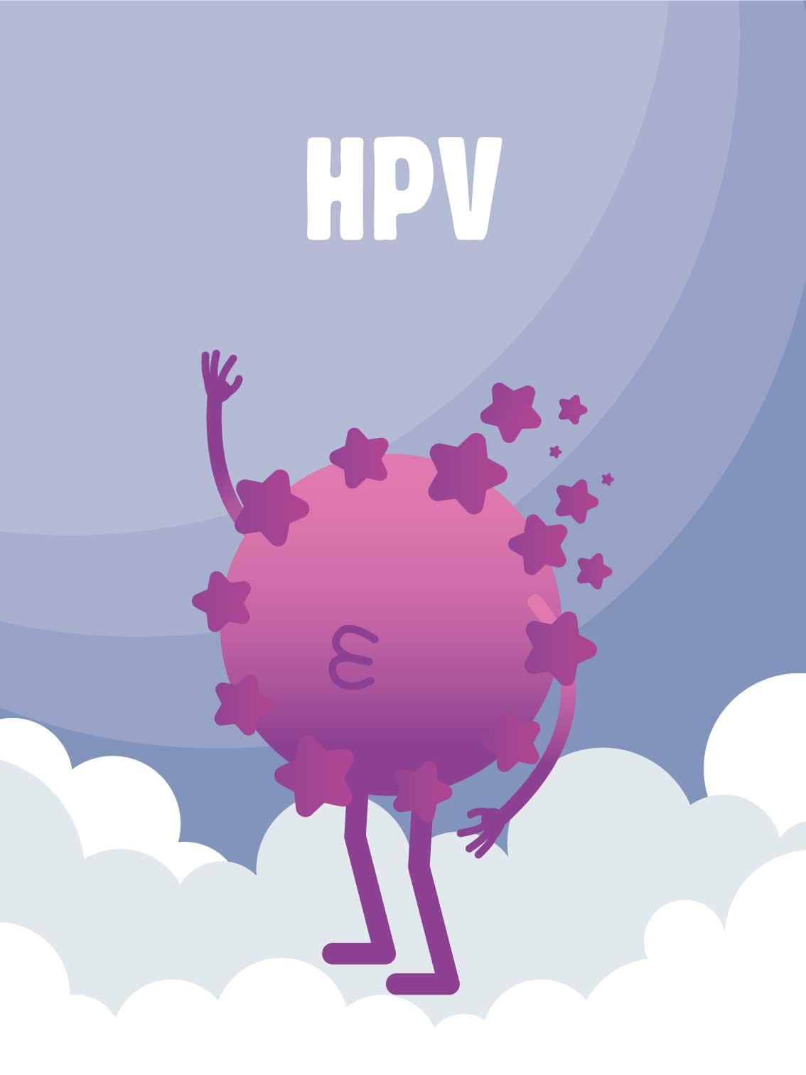hpv virus test frauen