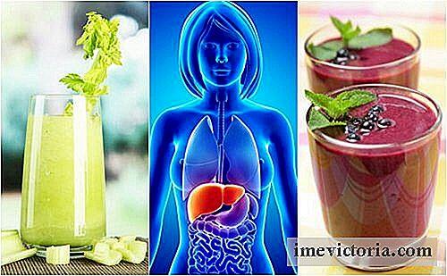 detoxifierea organismului cu fructe si legume)