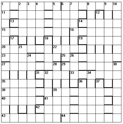 wart on foot crossword clue