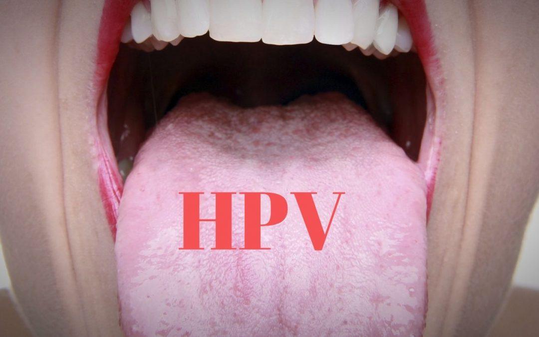 papilloma virus della bocca)
