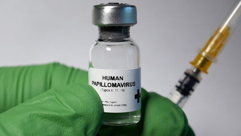 discussing human papillomavirus vaccination)