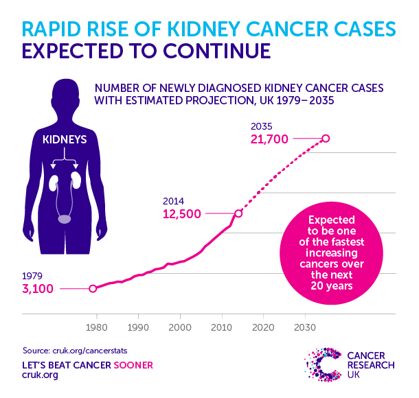 renal cancer obesity)