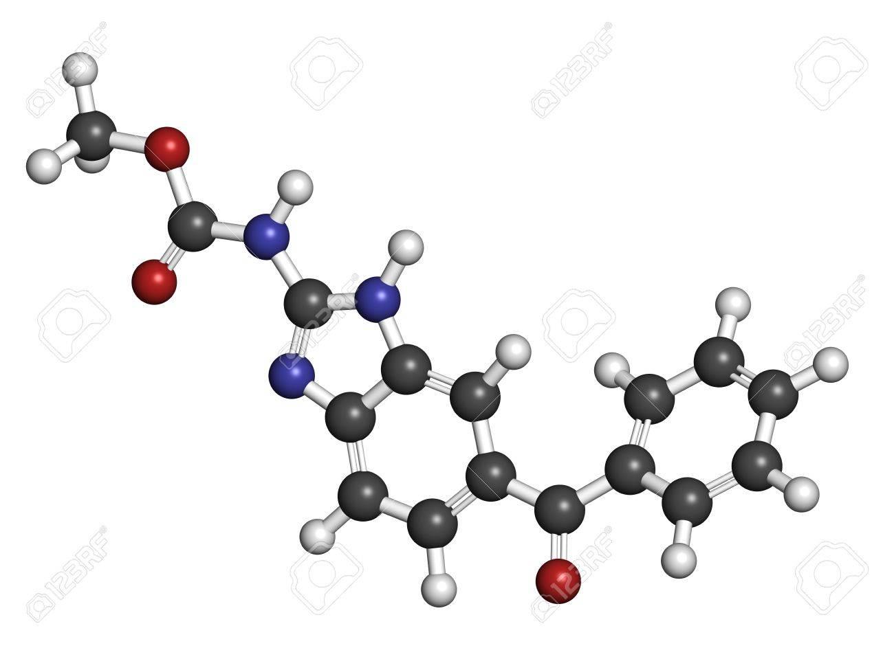 anthelmintic drug mebendazole)
