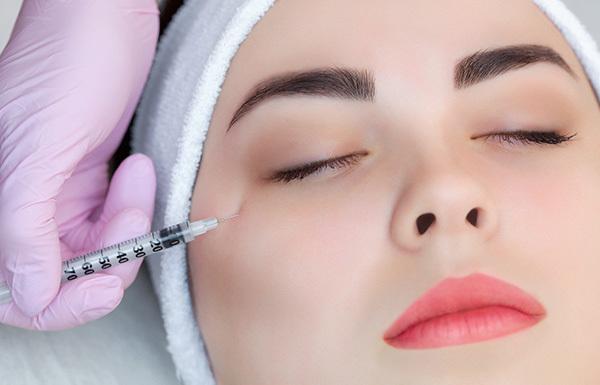 Ridul frunții Botox