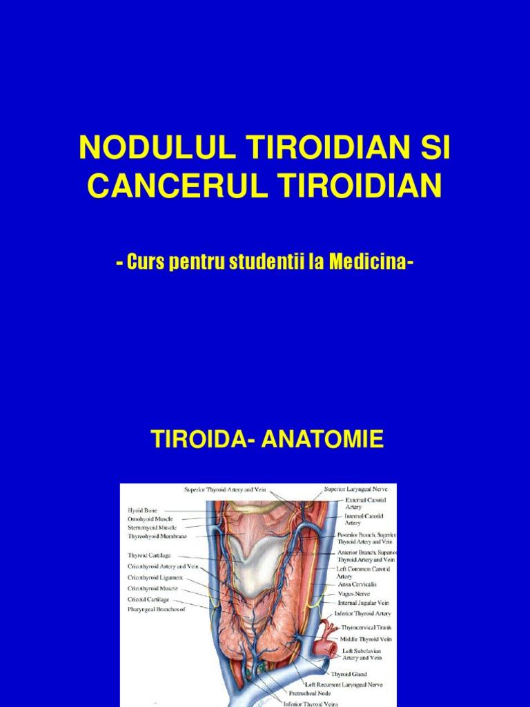 cancerul tiroidian definitie