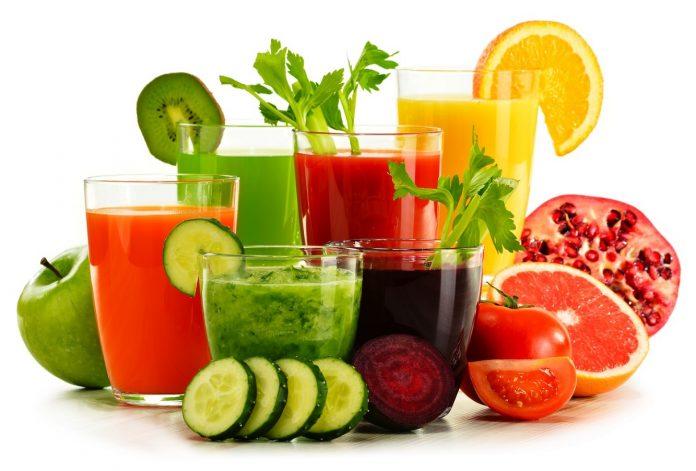 detoxifierea organismului cu fructe si legume papiloma boca tratamento