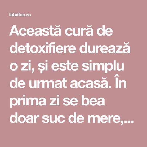 detoxifiere ficat si bila)