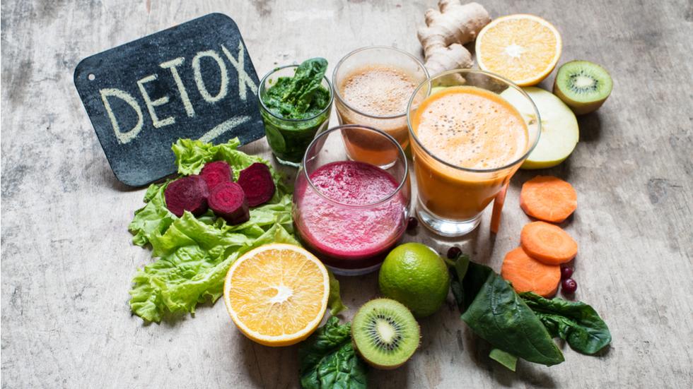 alimentatie pentru detoxifiere