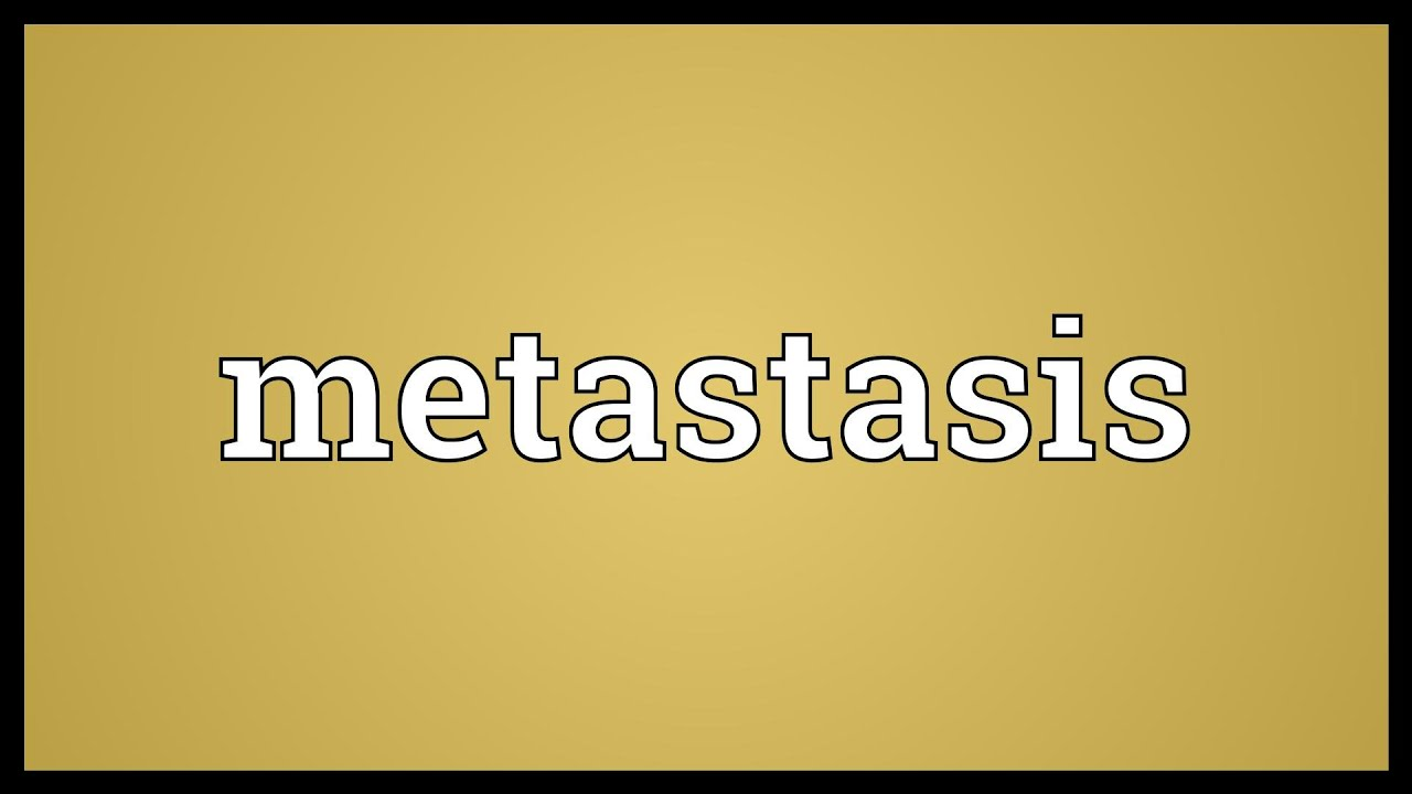 metastatic cancer meaning in urdu