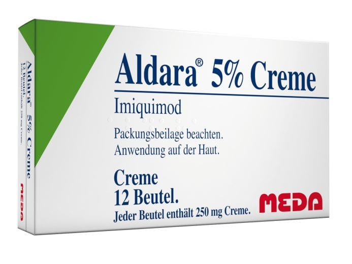 aldara cream for hpv)