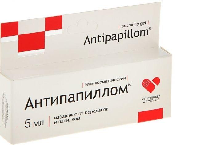 papilloma gel