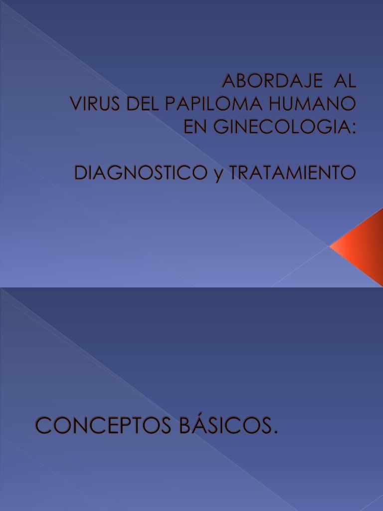 Infección Por Virus Del Papiloma Humano