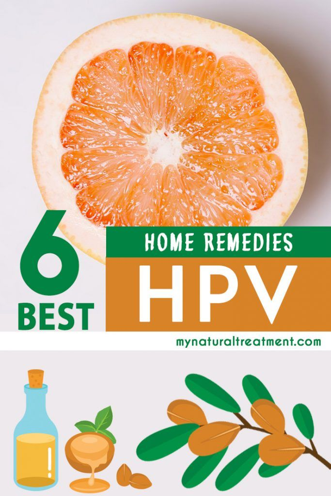 natural treatment for papillomavirus