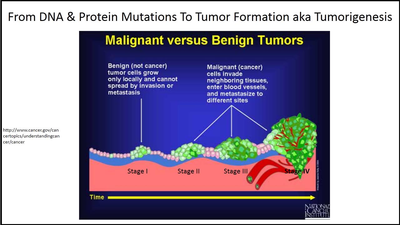 benign cancer or tumor)