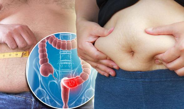 liver cancer abdominal bloating