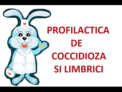 profilactica pentru limbrici