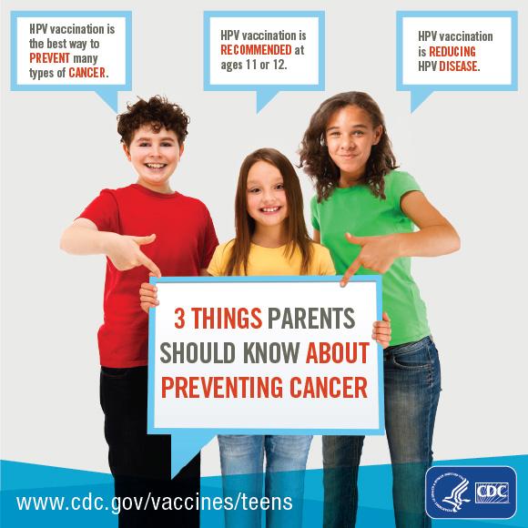 human papillomavirus prevention