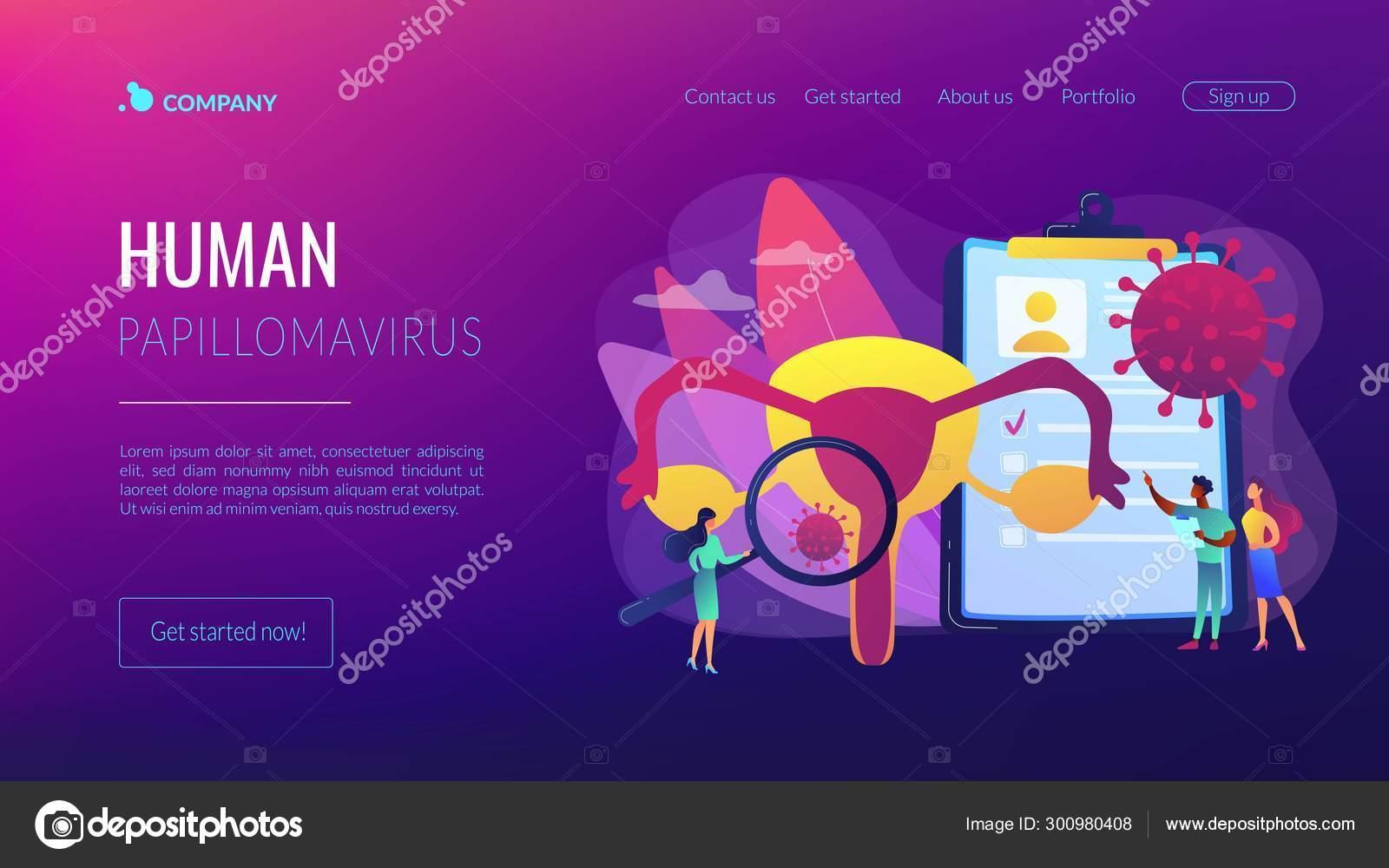 hpv virus zaraza