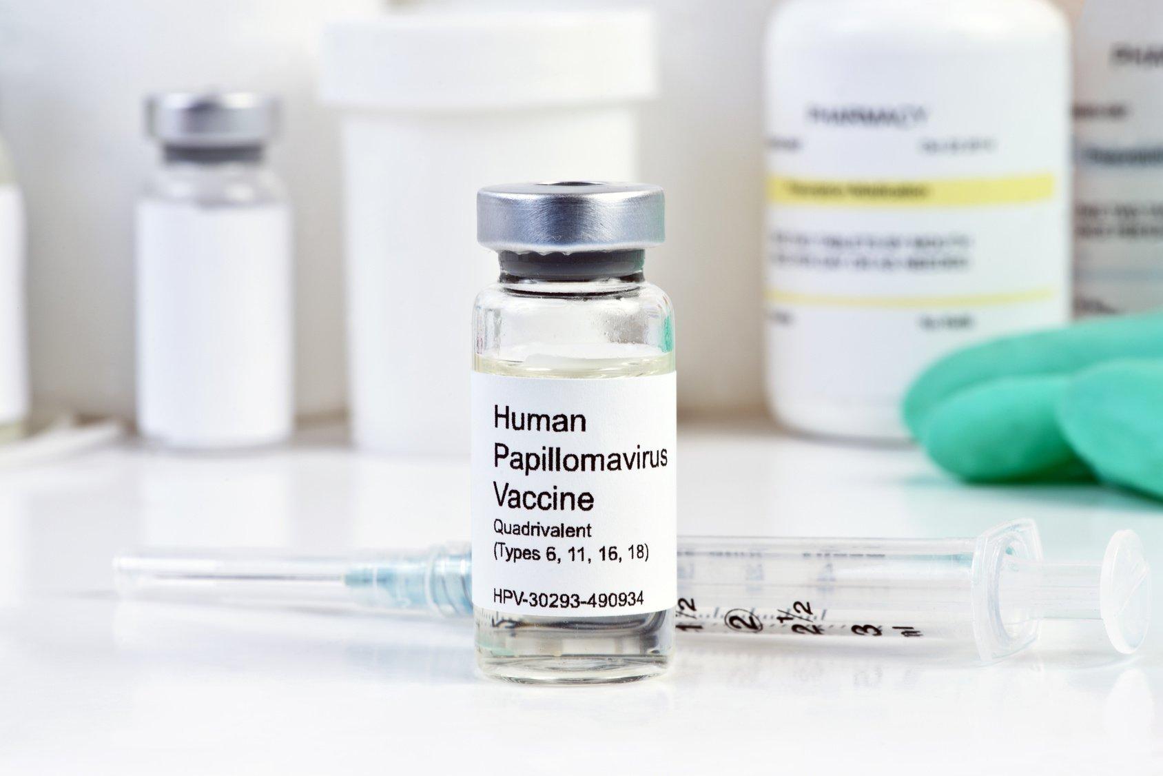 human papillomavirus vaccine use