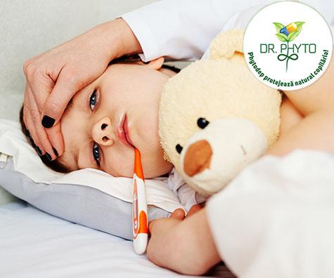 anemie copil 4 ani