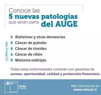 cancer pulmonar auge