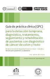 cancer de colon y recto gpc