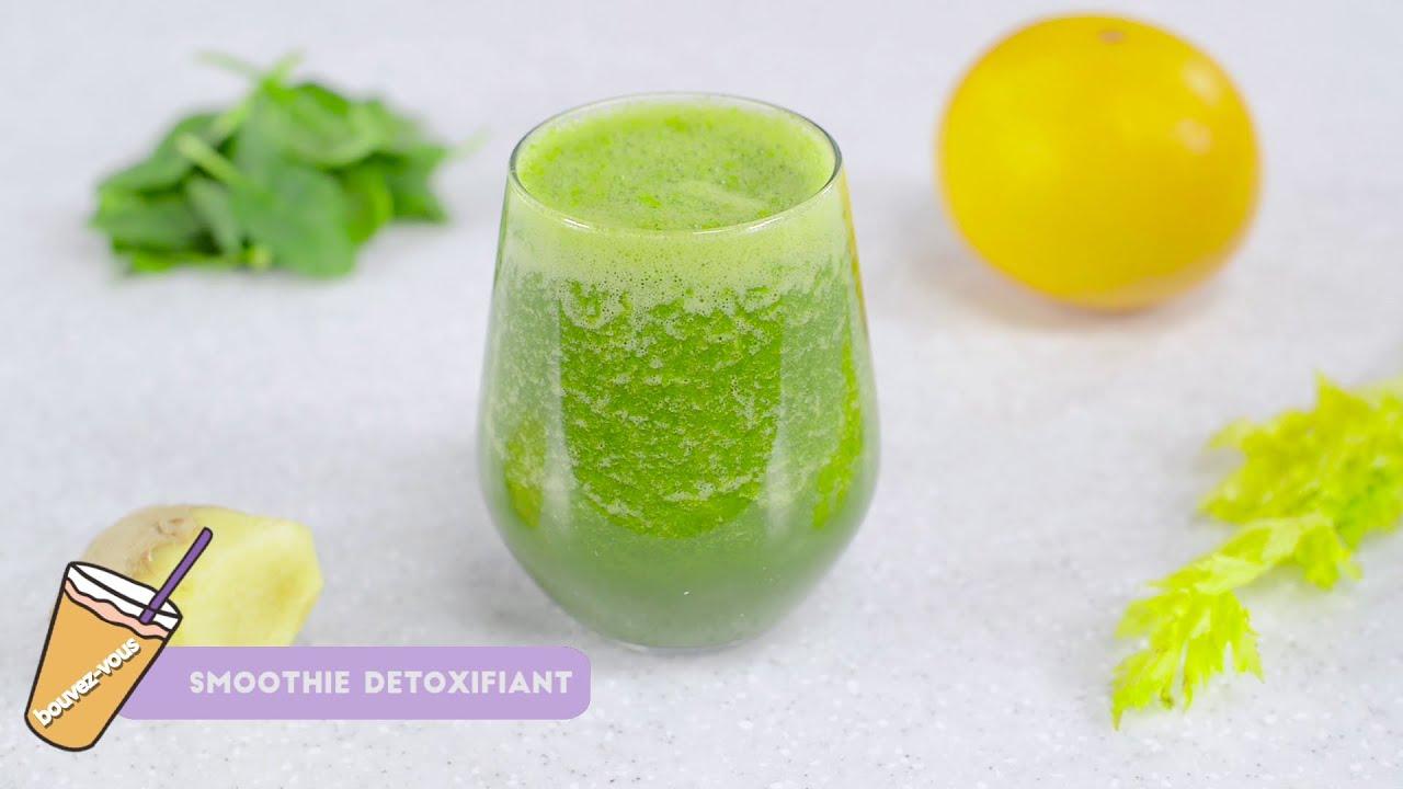 smoothie detoxifiere retete