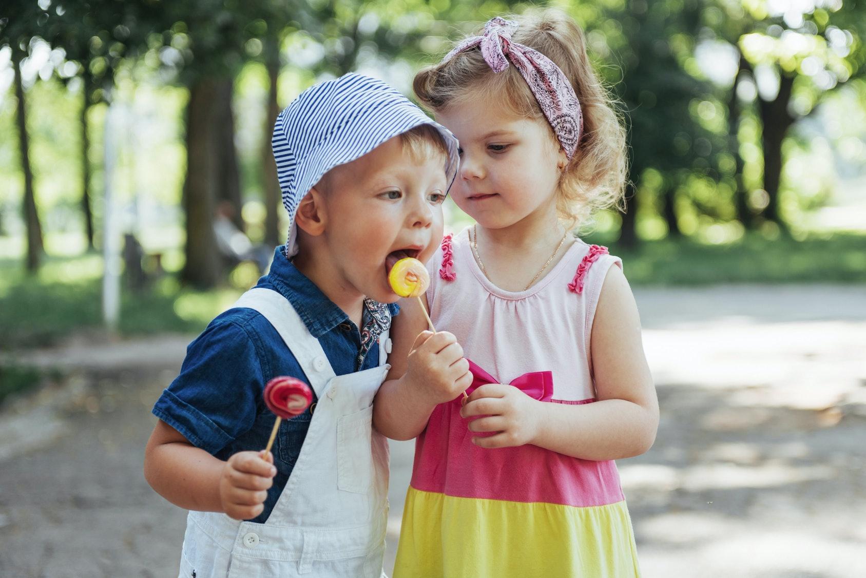 human papillomavirus in toddlers)