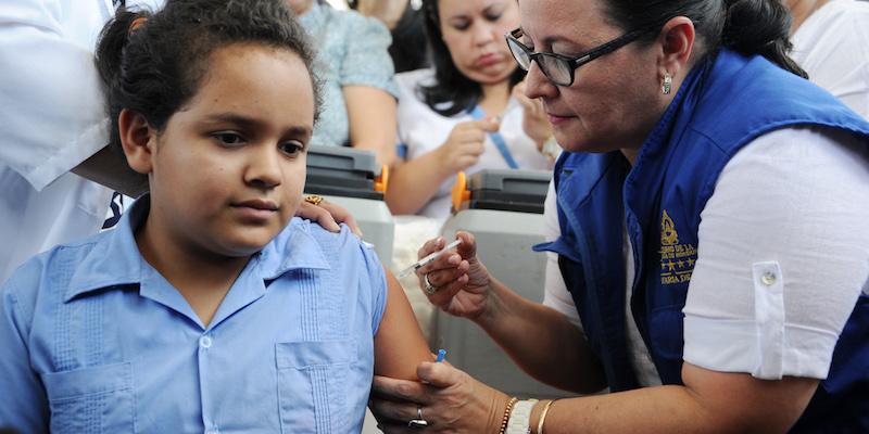 vaccino papilloma virus bambini)