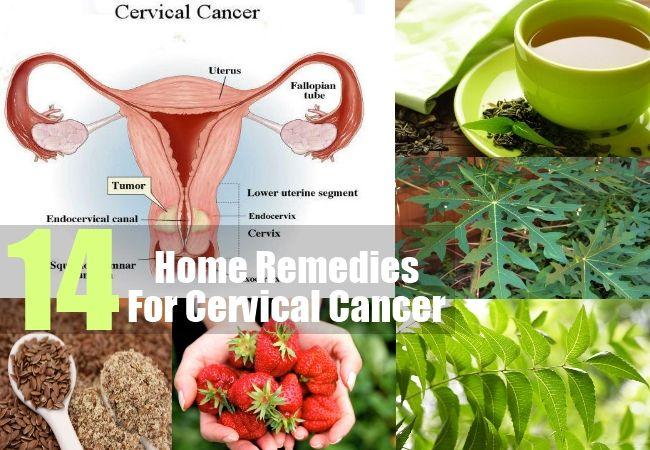cervical cancer natural treatment)