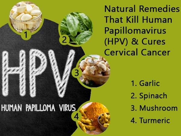 human papillomavirus natural therapy