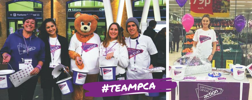 pancreatic cancer volunteer