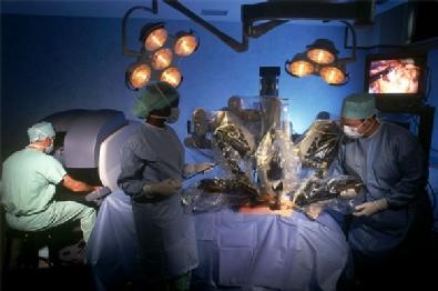 rectal cancer robotic surgery