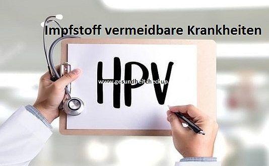 hpv warzen impfung