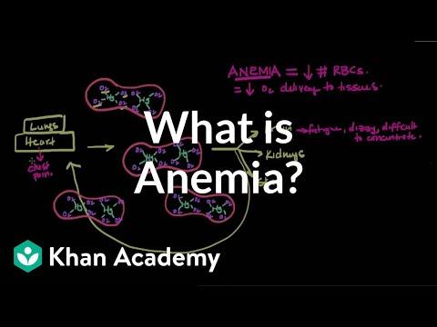 anemia 0