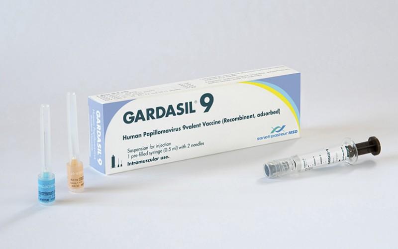 9-valent human papillomavirus (hpv) vaccine)