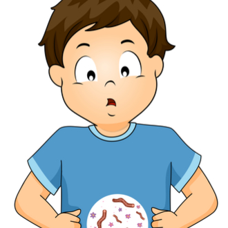 paraziti intestinali copil 2 ani