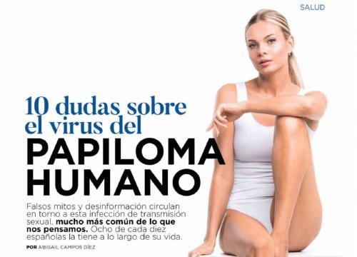 el virus del papiloma humano desaparece por completo