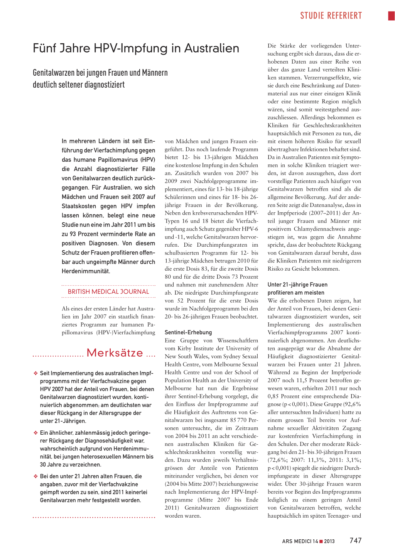 hpv impfung australien