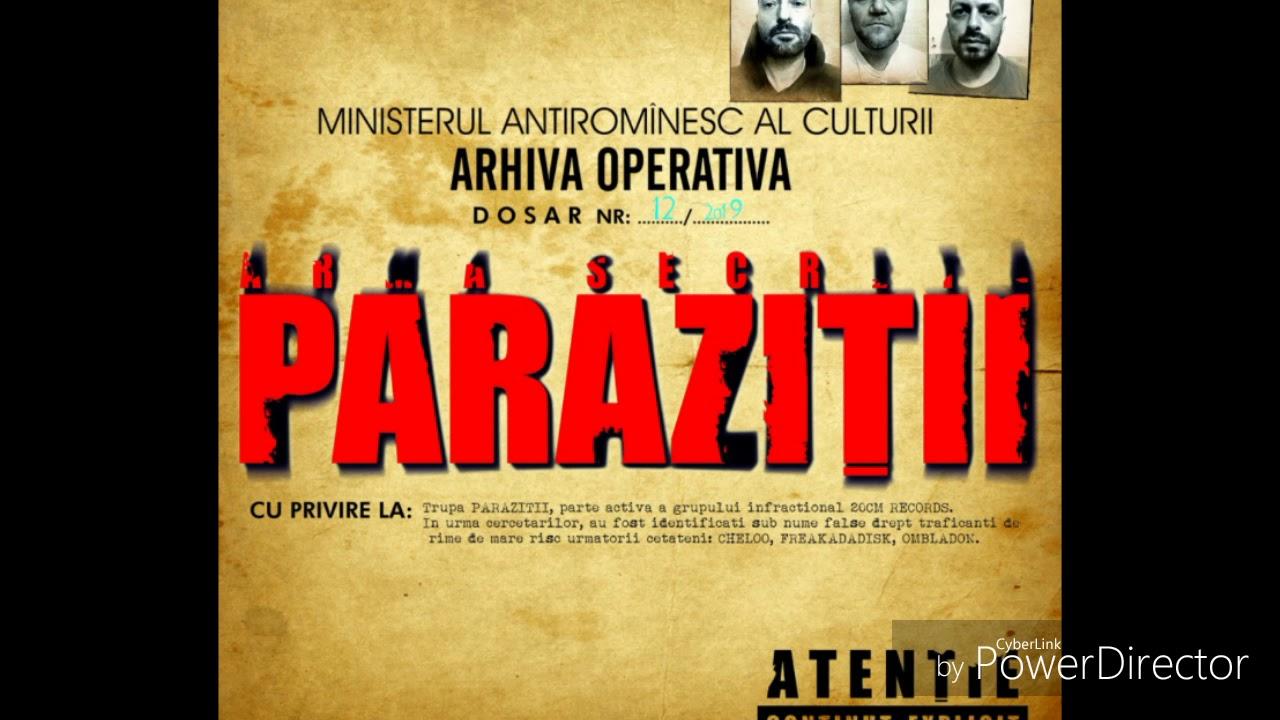 Parazitii - Marfa curata - Play Sun Music