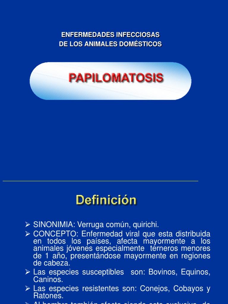 tratamiento de papilomatosis laringea)