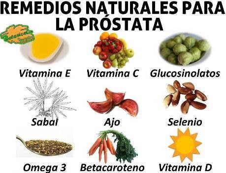cancer de prostata tratamiento natural)