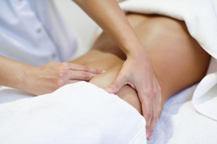 uterine cancer back pain)