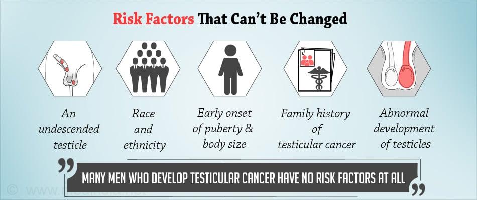 testicular cancer risk factors)