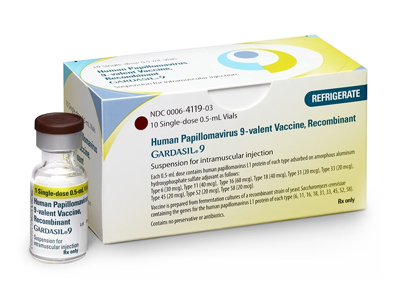 hpv vaccination medscape