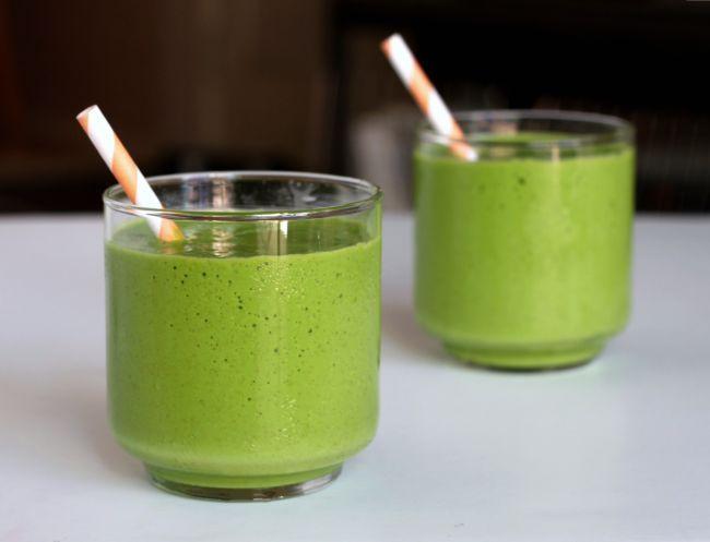 smoothie verde detoxifiant retete)